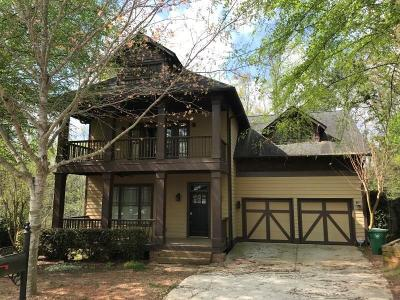 Single Family Home For Sale: 1721 Streamview Drive SE