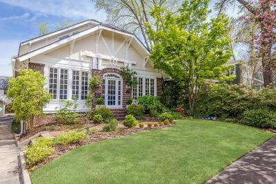 Single Family Home For Sale: 16 Walker Terrace NE