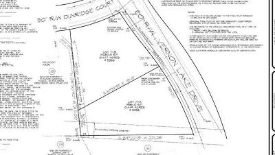 Dunwoody Residential Lots & Land For Sale: 5256 Vernon Lake Drive