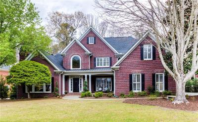 Alpharetta Single Family Home For Sale: 4245 Park Brooke Trace