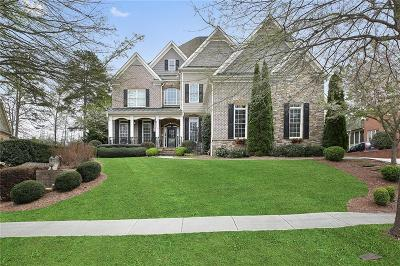 Buford Single Family Home For Sale: 2918 Hidden Falls Drive