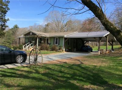 Ellijay Single Family Home For Sale: 4183 Highway 52 E