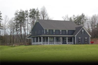 Lumpkin County Single Family Home For Sale: 552 Seabolt Stancil Road