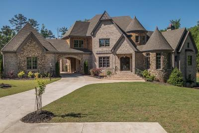 Alpharetta GA Single Family Home For Sale: $1,650,000