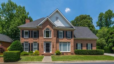 Dunwoody Single Family Home For Sale: 1720 Manhasset Place
