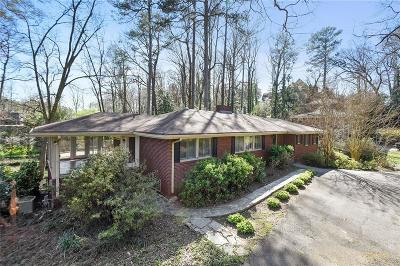 Sandy Springs Residential Lots & Land For Sale: 63 Osner Drive