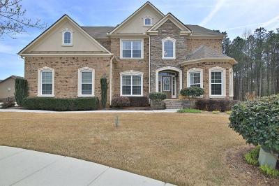 Loganville Single Family Home For Sale: 3826 Derringer Ridge