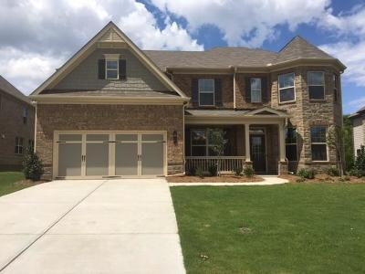 Cumming Single Family Home For Sale: 4815 Edgemoore Trace