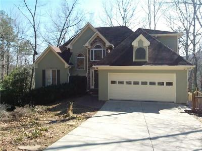 Lake Arrowhead Single Family Home For Sale: 161 Cherokee Drive S