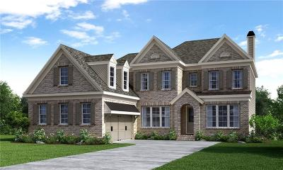 Sandy Springs GA Single Family Home For Sale: $980,000