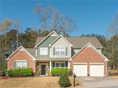Kennesaw Single Family Home For Sale: 2421 Owens Landing Way NW