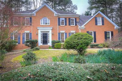 Johns Creek Single Family Home For Sale: 120 Wilshire Court