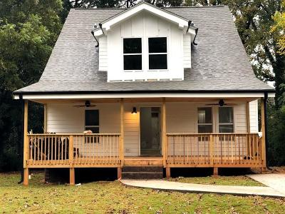 Decatur Single Family Home For Sale: 1938 Willa Drive