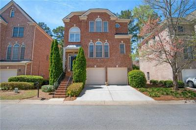 Atlanta Single Family Home For Sale: 7320 Village Creek Trace