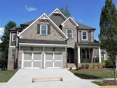 Alpharetta GA Single Family Home For Sale: $648,900