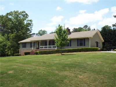 Snellville Single Family Home For Sale: 3373 Lee Road