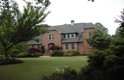 Buford Single Family Home For Sale: 3202 Cloudland Court