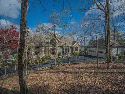 Big Canoe Single Family Home For Sale: 912 McElroy Mountain Drive
