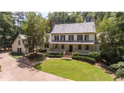 Atlanta GA Single Family Home For Sale: $1,749,000