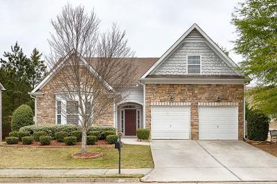 Atlanta Single Family Home For Sale: 5317 Lakerock Drive SW