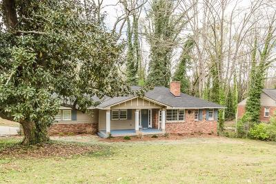 Single Family Home For Sale: 1619 Centra Villa Drive SW