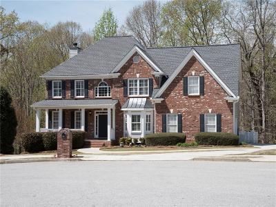 Grayson Single Family Home For Sale: 465 Tennyson Knoll
