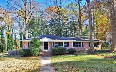 Single Family Home For Sale: 765 Briar Park Court NE