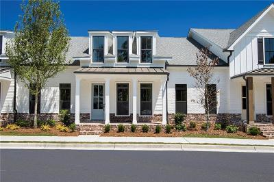 Alpharetta GA Condo/Townhouse For Sale: $580,368