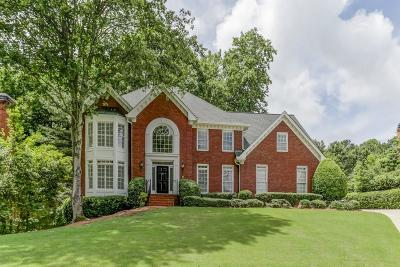 Sandy Springs Single Family Home For Sale: 230 Walhalla Court