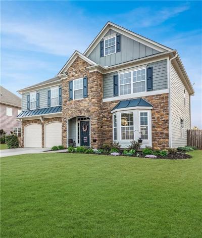 Cumming Single Family Home For Sale: 5420 Stevehaven Lane