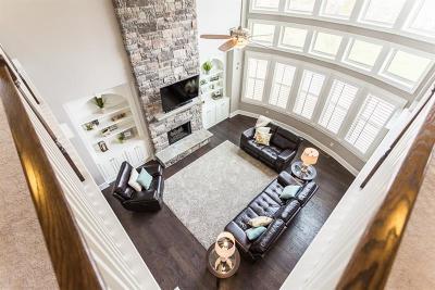 Milton  Single Family Home For Sale: 273 Rosebay Trail