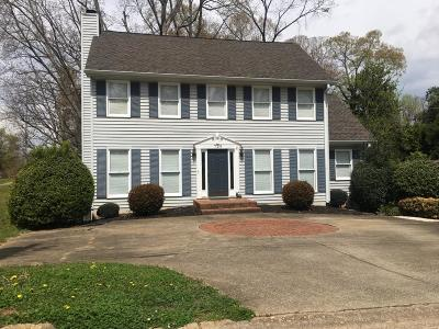 Single Family Home For Sale: 729 Crestview Terrace