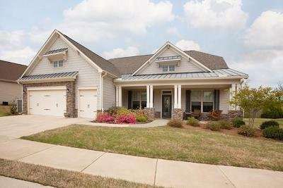 Canton Single Family Home For Sale: 117 Mountain Laurel Court