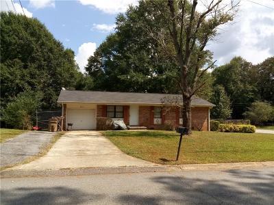 Riverdale Single Family Home For Sale: 6936 Adel Lane