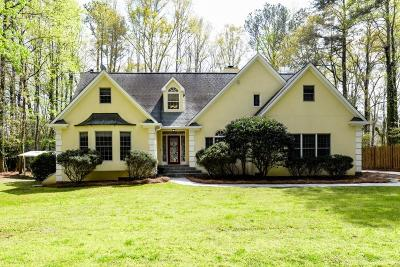 Roswell Single Family Home For Sale: 1765 Riverside Road