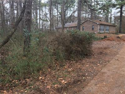 Marietta Residential Lots & Land For Sale: 3956 Ebenezer Road