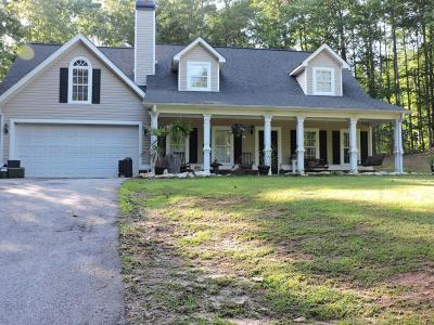 Grayson Single Family Home For Sale: 2231 Whetstone Drive
