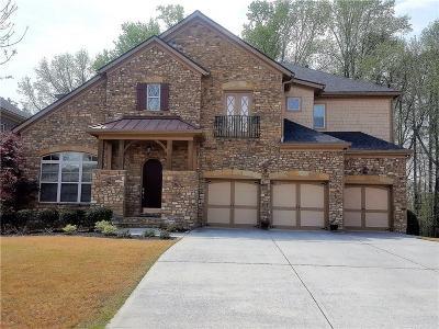 Johns Creek Single Family Home For Sale: 784 Morganton Drive
