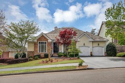 Dawsonville Single Family Home For Sale: 192 River Sound Lane