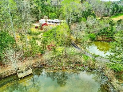 Canton Land/Farm For Sale: 1363 Pleasant Union Road