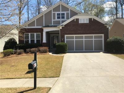 Cumming Single Family Home For Sale: 5050 Duke Drive