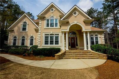 Acworth Single Family Home For Sale: 5331 Saville Drive