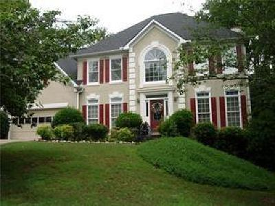Johns Creek Single Family Home For Sale: 7490 Brookstead Crossing