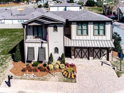 Woodstock Single Family Home For Sale: 101 Batten Board Way