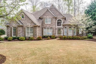 Woodstock Single Family Home For Sale: 108 Wayfair Overlook Drive