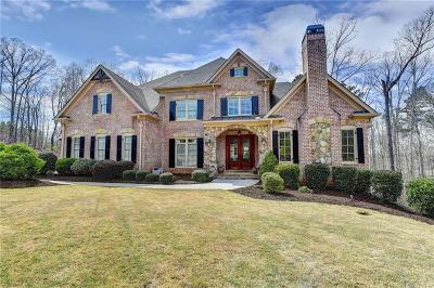 Roswell Single Family Home For Sale: 13330 Bishops Court