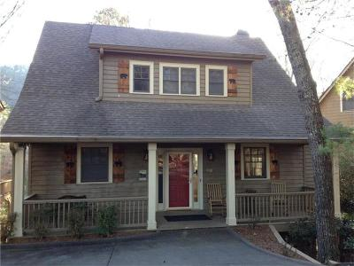 Big Canoe Single Family Home For Sale: 10 Chestnut Knoll