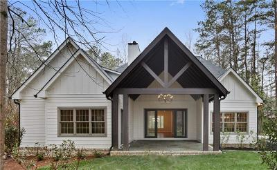 Roswell Single Family Home For Sale: 275 Spring Creek Road