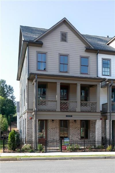 Woodstock Condo/Townhouse For Sale: 137 Inwood Walk