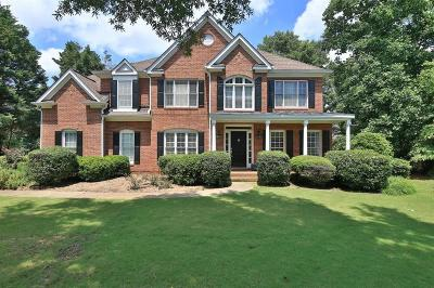 Kennesaw Single Family Home For Sale: 2968 Winterthur Close
